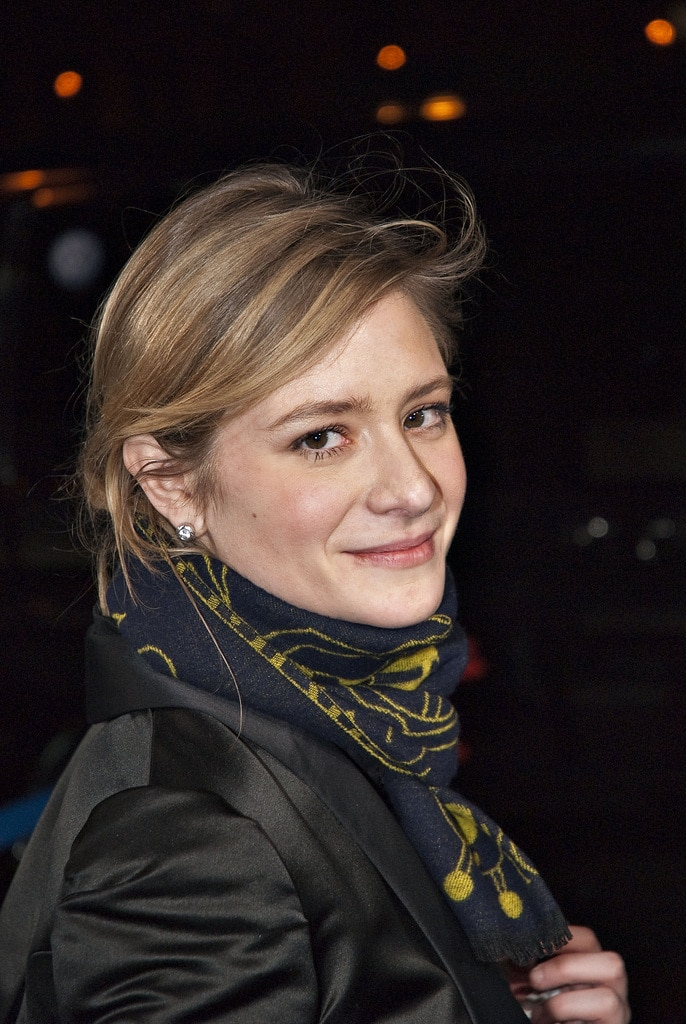 Julia Jentsch German Actress