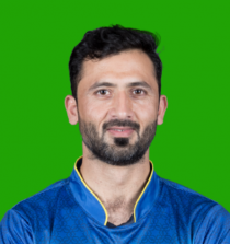 Junaid Khan Cricketer