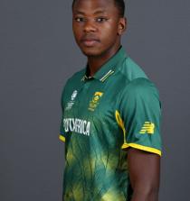 Kagiso Rabada Cricketer