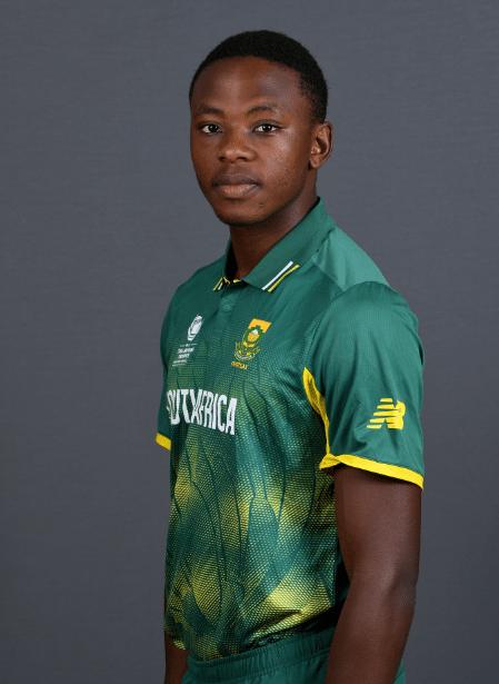 Kagiso Rabada South African Cricketer