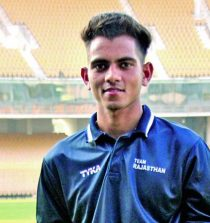 Kamlesh Nagarkoti Cricketer