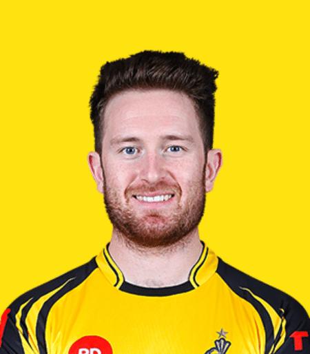 Liam Dawson English Cricketer