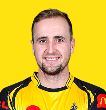 Liam Livingstone English Cricketer