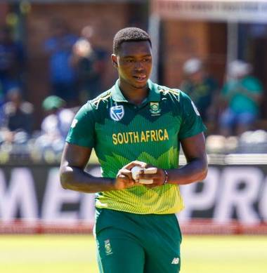 Lungi Ngidi South African Cricketer