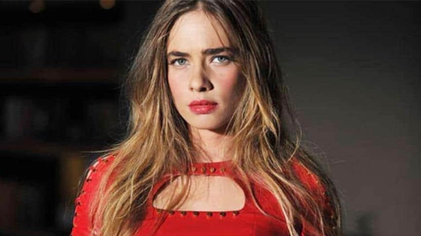 Müge Boz Turkish Actress