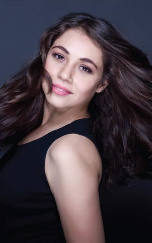 Maanvi Gagroo Indian Actress