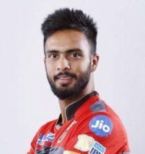 Mandeep Singh Cricketer
