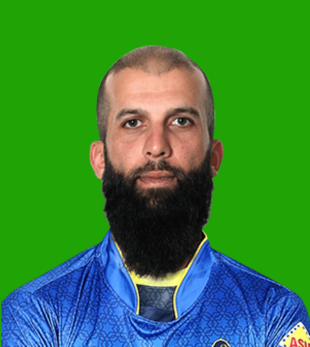 Moeen Ali English Cricketer