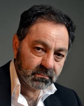 Nasser Memarzia British Actor