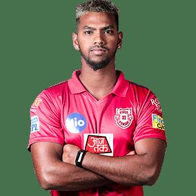 Nicholas Pooran Trinidadian Cricketer