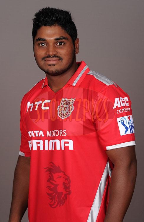 Nikhil Naik Indian Cricketer