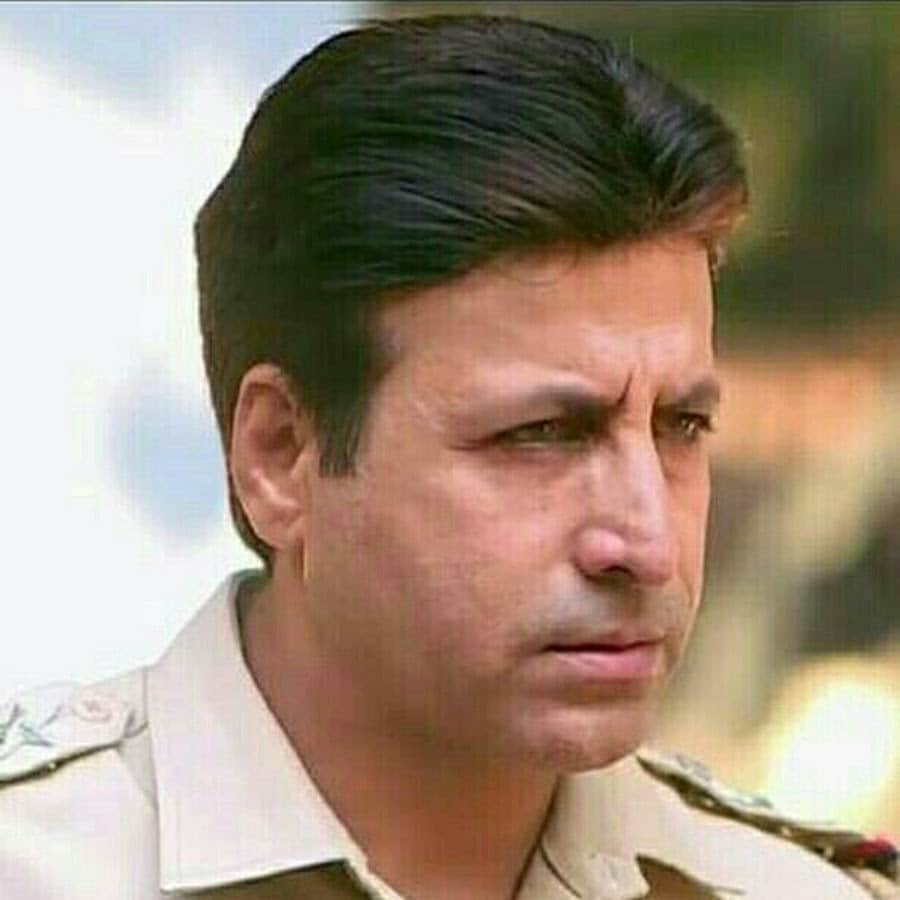 Nissar Khan Indian Actor