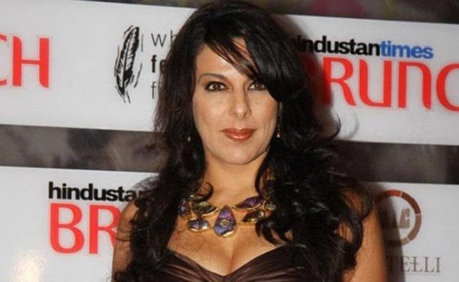 Pooja Bedi Indian Actress
