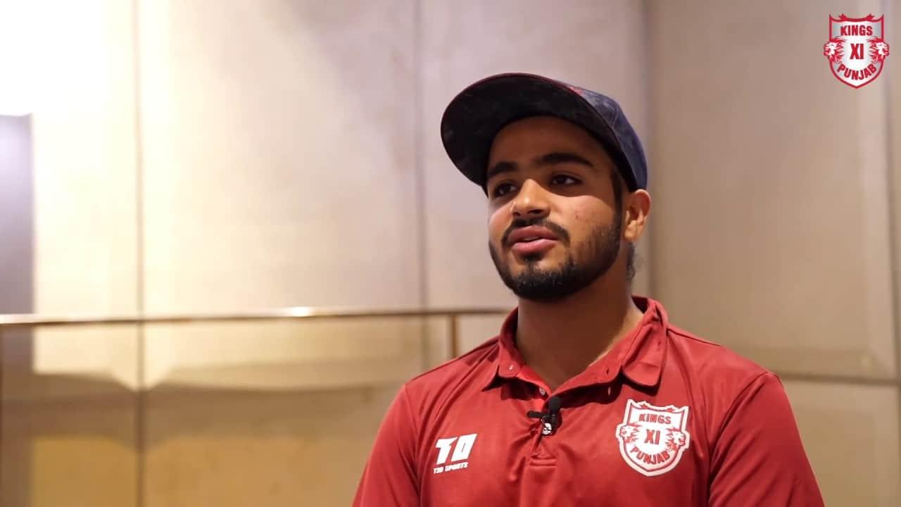 Prabhsimran Singh Indian Cricketer