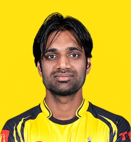 Rahat Ali Pakistani Cricket