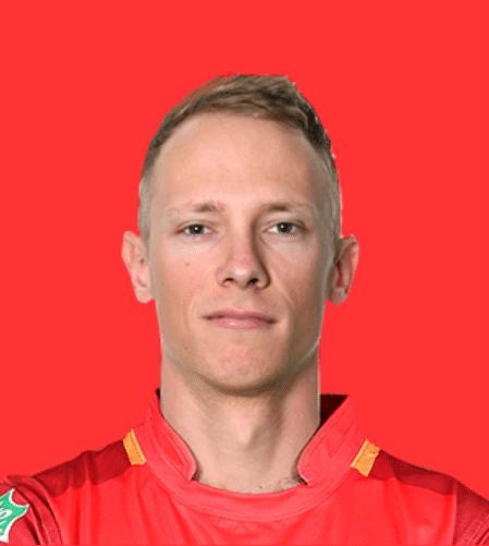 Rassie van der Dussen South African Cricketer