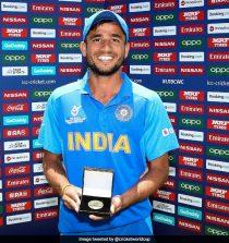 Ravi Bishnoi Cricketer