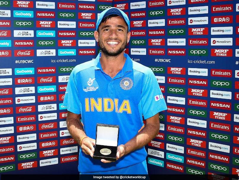 Ravi Bishnoi Indian Cricketer