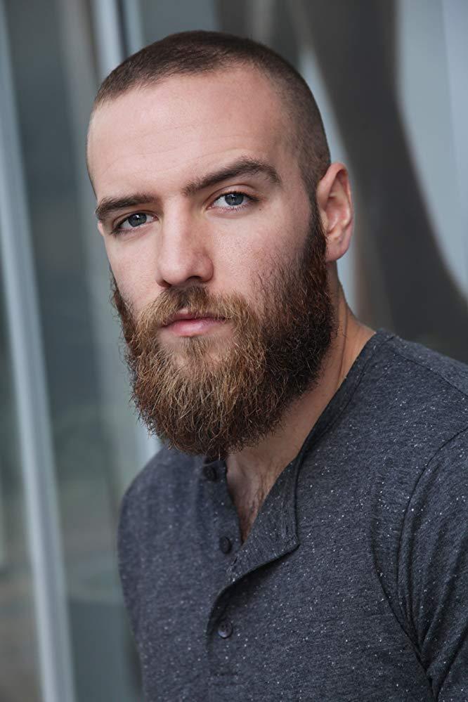Dicky Eklund Jr. British Actor