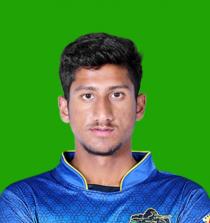 Rohail Nazir Cricketer