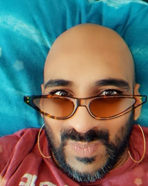 Sahil Khattar Indian YouTuber, host, Actor