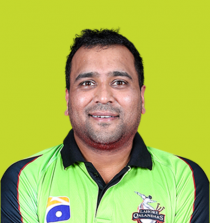 Samit Patel Cricketer
