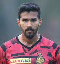Sandeep Warrier Cricketer