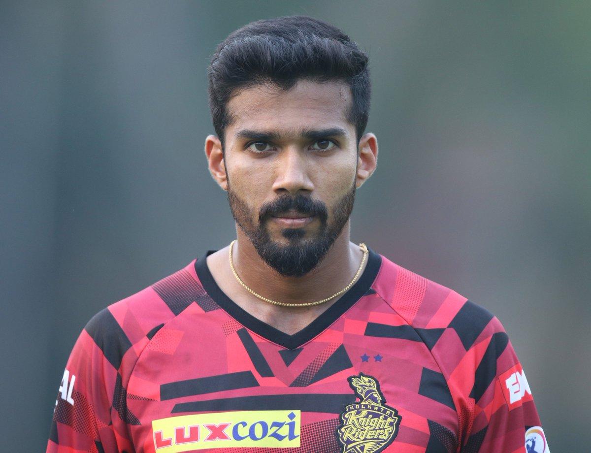Sandeep Warrier Indian Cricketer