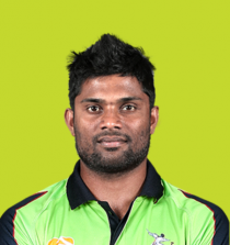 Seekkuge Prasanna Cricketer