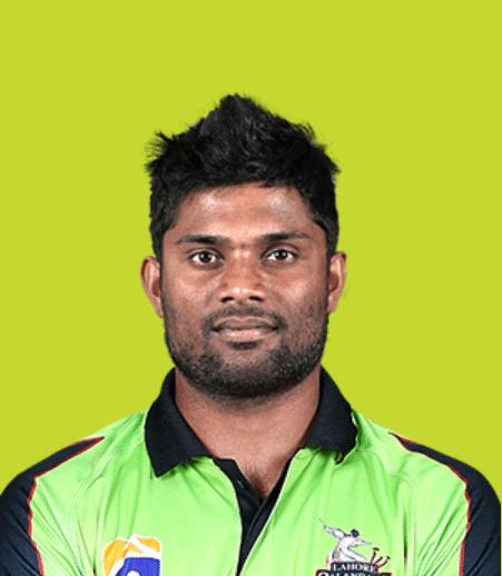 Seekkuge Prasanna Sri Lankan Cricketer