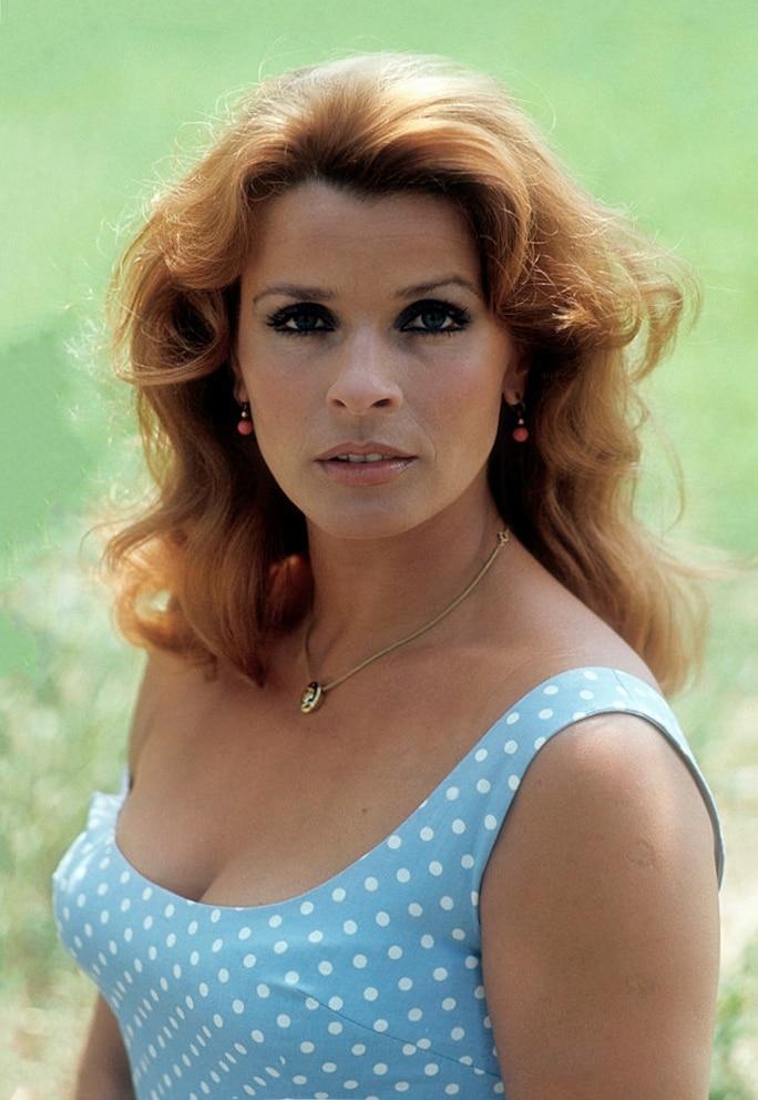 Senta Berger Austrian Actress
