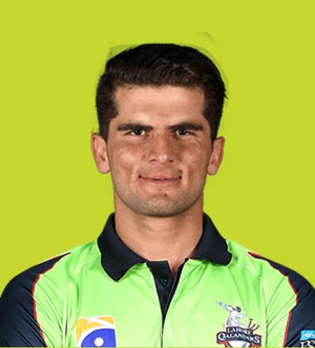 Shaheen Afridi Pakistani Cricketer