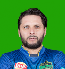 Shahid Afridi Cricketer (All-rounder)