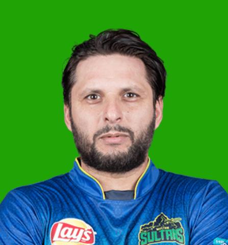 Shahid Afridi 447x480