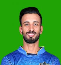 Shan Masood Cricketer