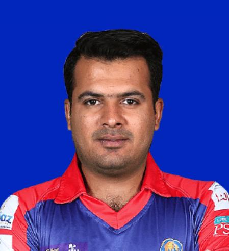 Sharjeel Khan Pakistani Cricketer