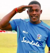 Sheldon Cottrell Cricketer
