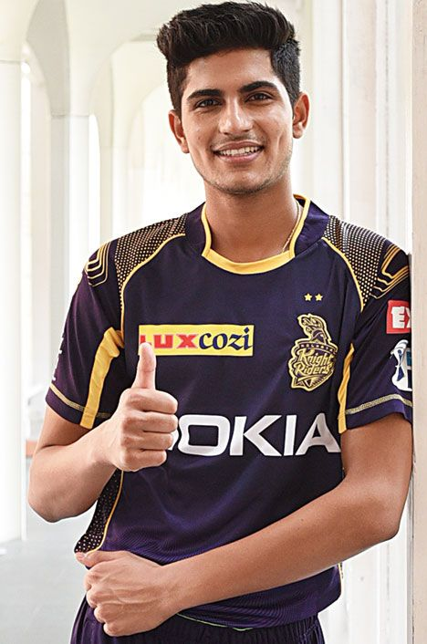 Shubman Gill Indian Cricketer