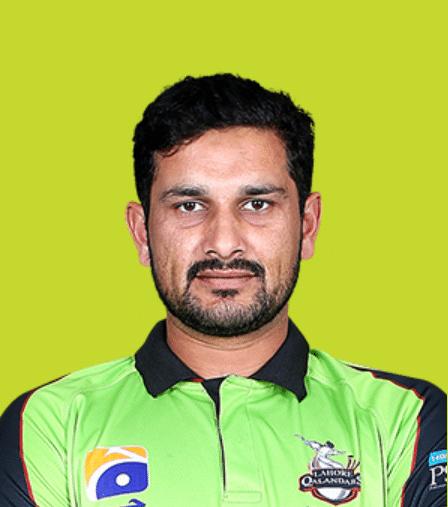 Sohail Akhtar Pakistani Cricketer