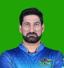 Sohail Tanvir Cricketer