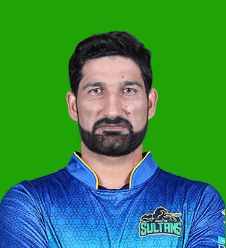 Sohail Tanvir Pakistani Cricketer