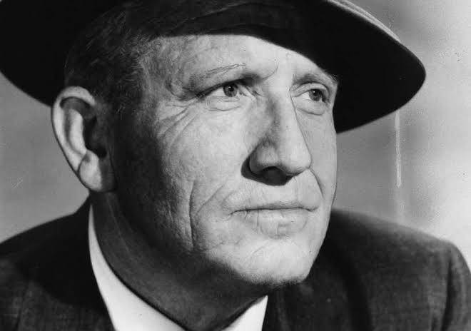 Spencer Tracy American Actor