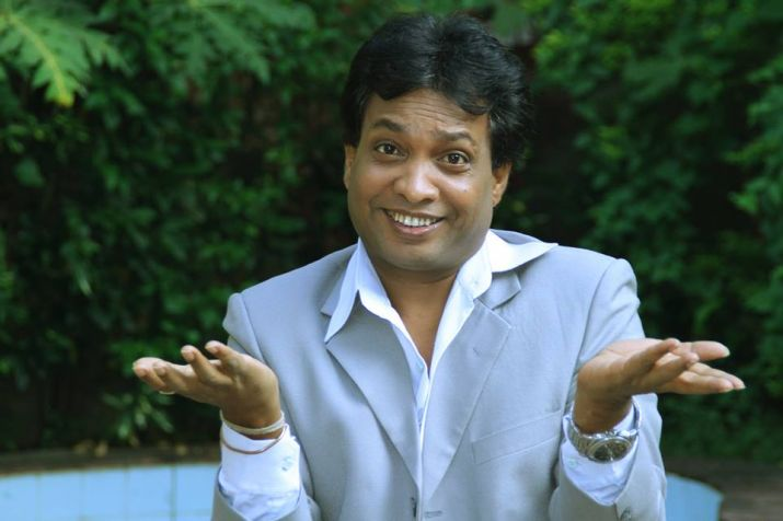 Sunil Pal Indian Star
