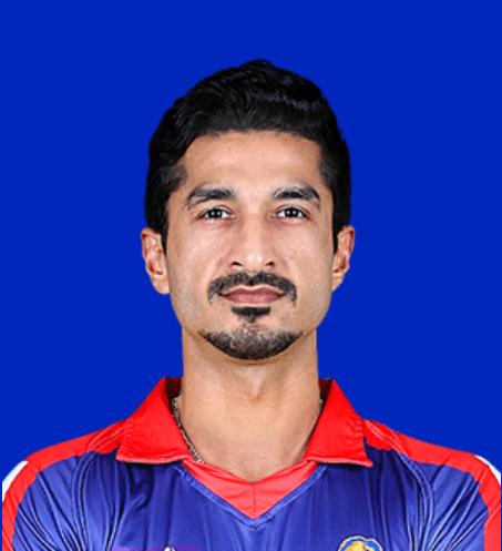 Umaid Asif Pakistani Cricketer