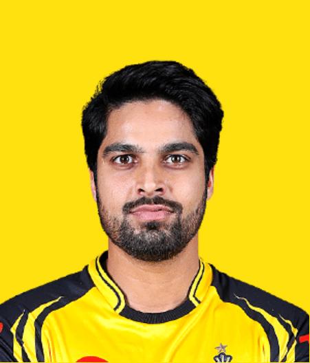 Umar Amin Pakistani Cricketer