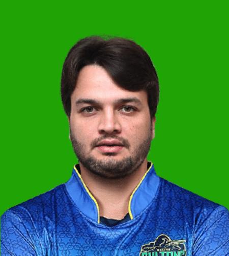 Usman Qadir Pakistani Cricketer