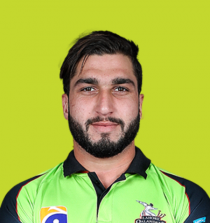Usman Shinwari Cricketer