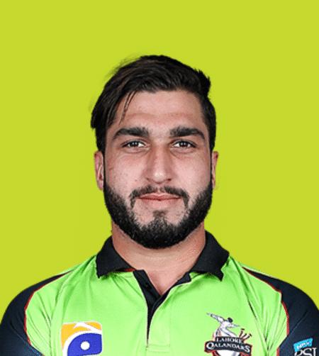 Usman Shinwari Pakistani Cricketer