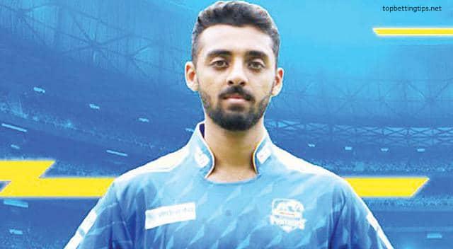 Varun Chakravarthy Indian Cricketer
