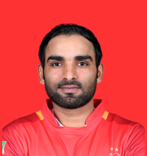 Asif Ali Cricketer